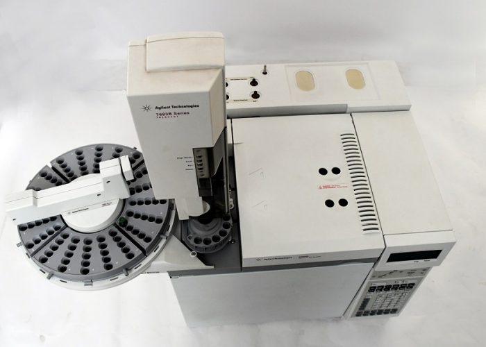 Agilent Technologies 6890N 3