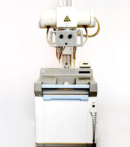 Portable X-ray Machine in Nigeria (Pre-owned) is designed for easy operation