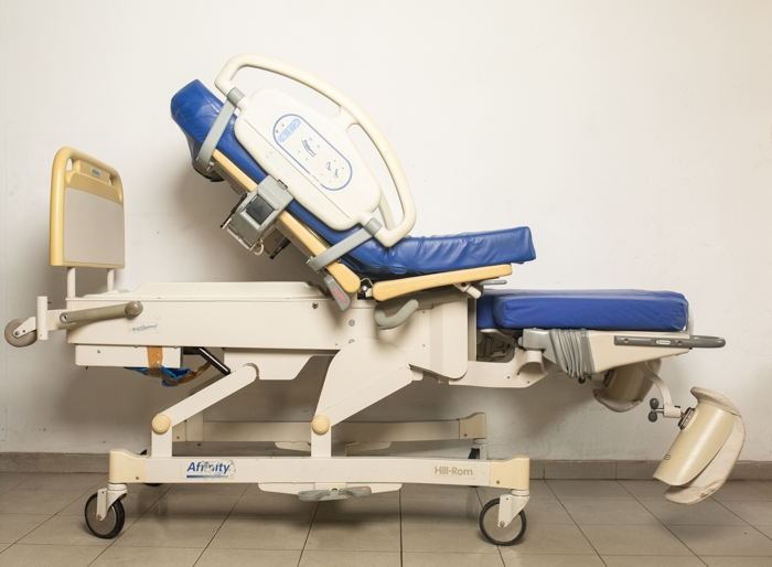 The Hill-Rom Delivery Bed in Nigeria (Brand New) is a patient-ready Gynea bed for rent or for sale at FF Trading Medical Devices