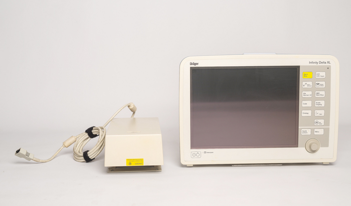 Drager Infinity delta XL Patient monitor 1
