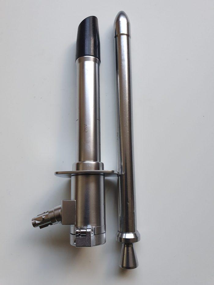 Heine proctoscope scaled
