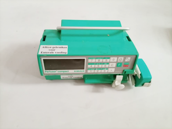 perfusor cpmpact Syringe infusion pump