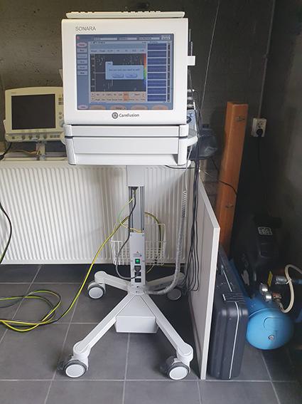 SONARA transcranial Doppler TCD System 1