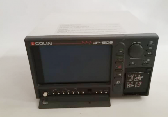 Colin BP 508 Blood Pressure Monitor1