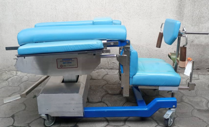 OSI SST 3000 Andrews Spinal Surgery Table