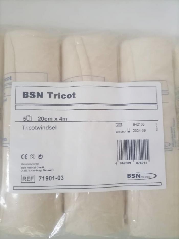 BSN Tricot Stocking Bandage1