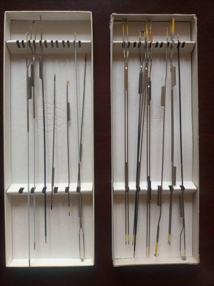 Monopolar and Biopolar Electrode